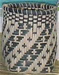 Cross on the Hill Cherokee Basket